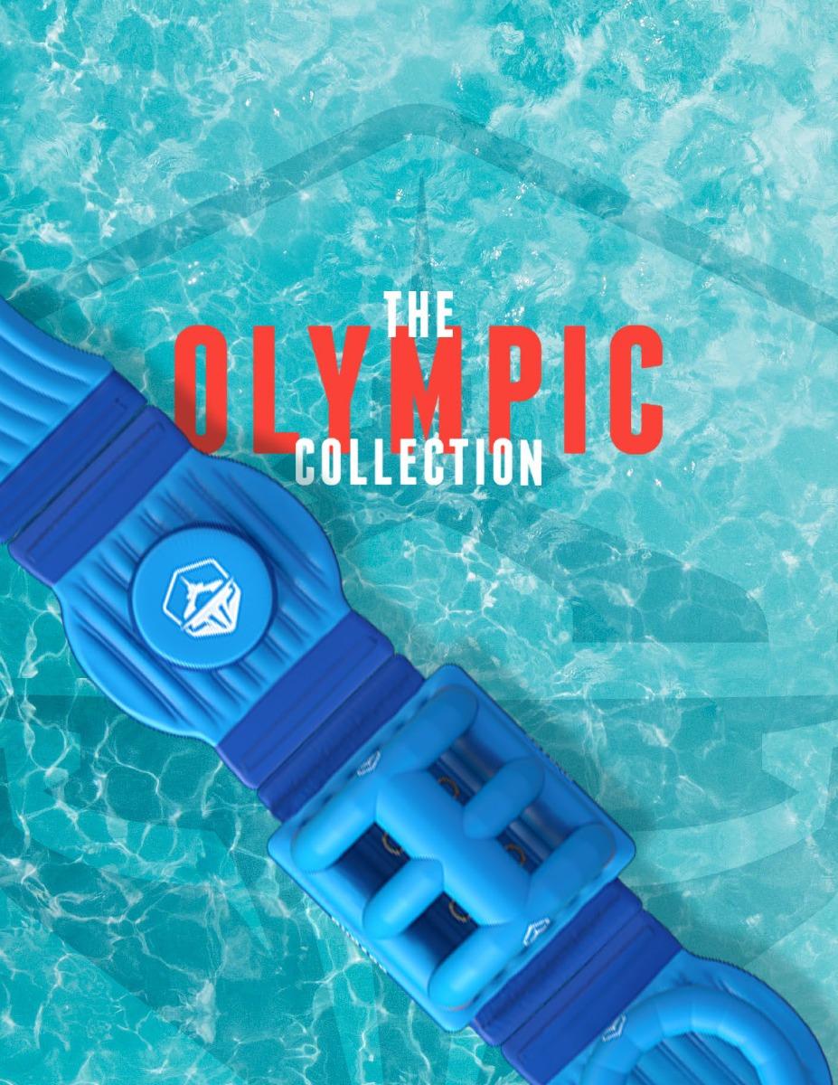 Union Aquaparks Olympic Booklet