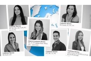 Customer Service Team POD.international
