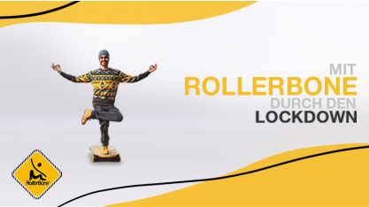 Rollerbone Training im Lockdown