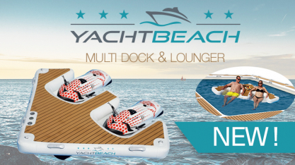NEW! Multi Dock & Lounger