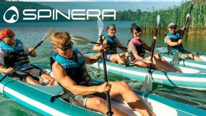 SUPKAYAK ➤ SUP and Kayak in one