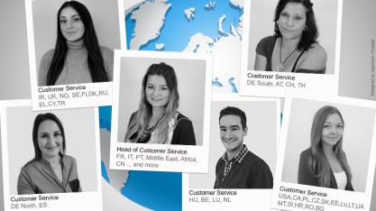 Neues POD Customer Service Team!