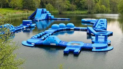 Neue Aquaparks im Frühling 2021