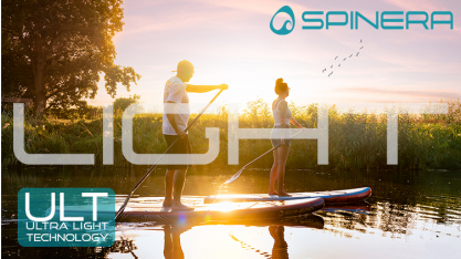Spinera SUP LIGHT - Videopräsentation