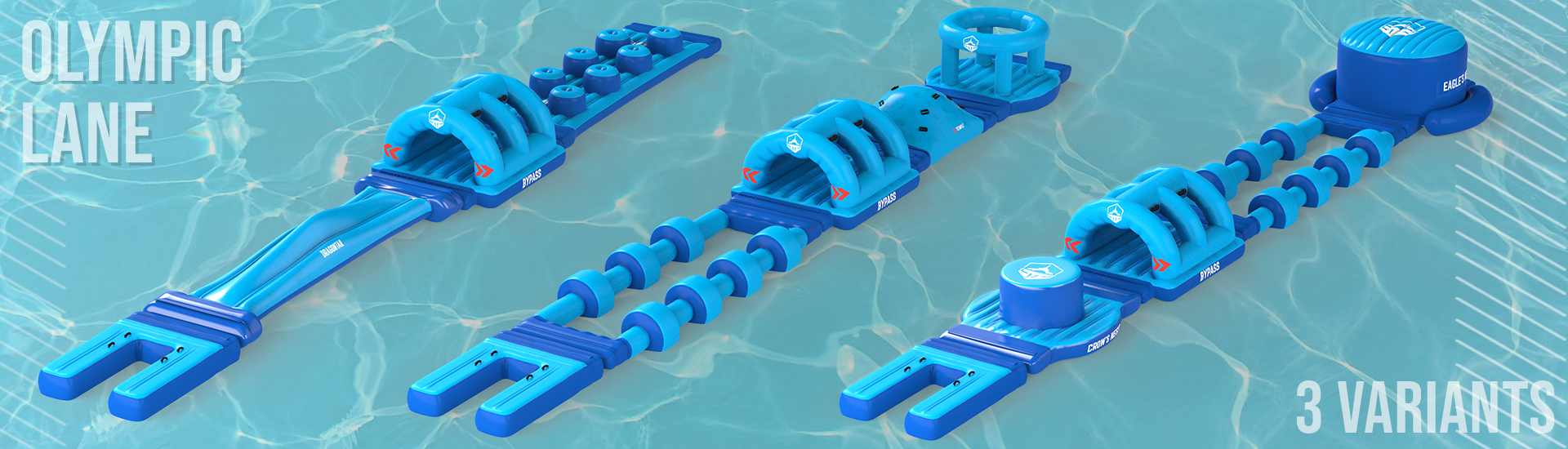 Pool Tracks