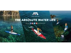 Aqua Marina Outdoor Banner All Around - Advanced