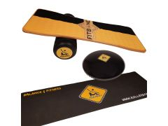 RollerBone Fitbone Pro Set + Softpad + Carpet