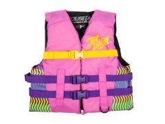 Jetpilot Cause Youth Nylon Vest ISO 50N