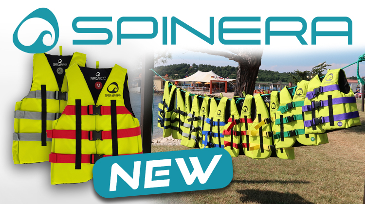 Spinera Professional Rental Vests