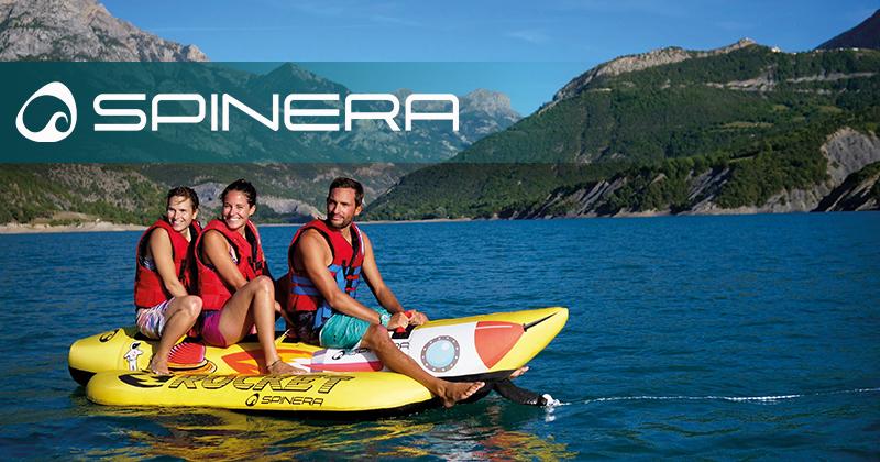 Banana Day Angebot ★ SPINERA Race Car kaufen + 1 Tube Flight 4  gratis