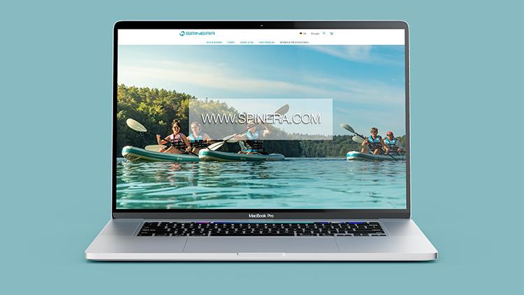 Neue Spinera Website ist online