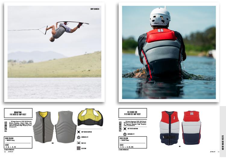 wakeboard inverts men vests jetpilot